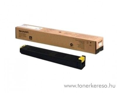 Sharp MX-2610N/3110N eredeti yellow toner MX36GTYA