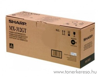 Sharp MX-M260/M310 eredeti black toner MX312GT