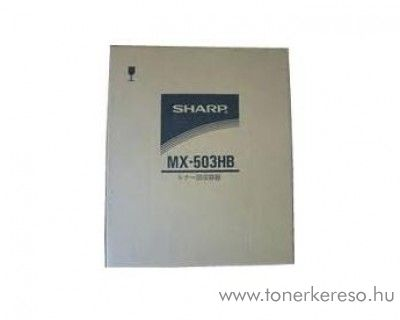 Sharp MX-M283N/M363N eredeti waste unit MX503HB