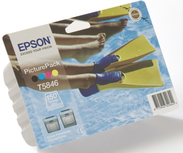 Epson tintapatron T584640 Epson PictureMate 240 tintasugaras nyomtatóhoz