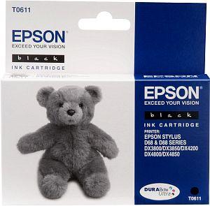 Epson Tintapatron T061140 Epson Stylus D 68 tintasugaras nyomtatóhoz