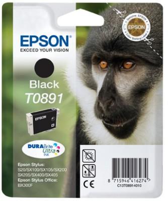 Epson Tintapatron T089140  Epson Stylus Office BX300F tintasugaras nyomtatóhoz