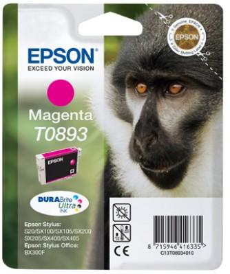 Epson Tintapatron T089340  Epson Stylus Office BX300F tintasugaras nyomtatóhoz