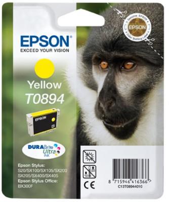 Epson Tintapatron T089440  Epson Stylus Office BX300F tintasugaras nyomtatóhoz