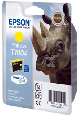 Epson Tintapatron T1004 Epson Stylus Office BX310FN tintasugaras nyomtatóhoz