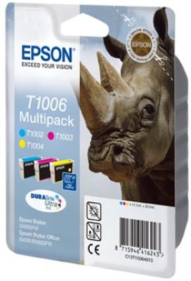 Epson Tintapatron T1006 Epson Stylus Office BX310FN tintasugaras nyomtatóhoz