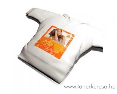 T-Shirt Transzfer papír világos pólóhoz 5 lap Rayfilm