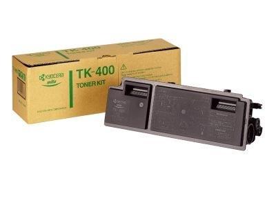 Kyocera TK 400 eredeti fekete / black toner TK400