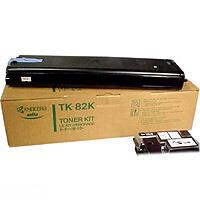 Kyocera TK 82 Bk Kyocera FS 8000C lézernyomtatóhoz