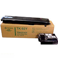 Kyocera TK 82 Y Kyocera FS 8000C lézernyomtatóhoz