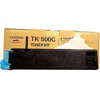 Kyocera TK 500 C Kyocera FS-5016N lézernyomtatóhoz
