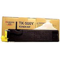 Kyocera TK 500 Y Kyocera FS-5016N lézernyomtatóhoz