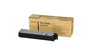 Kyocera TK 520 Bk Kyocera FS-C5015N lézernyomtatóhoz