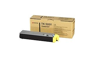 Kyocera TK 520 Y Kyocera FS-C5015N lézernyomtatóhoz