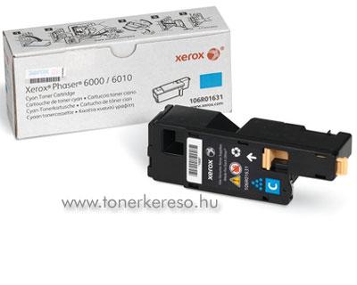 Xerox 106R01631 cyan lézertoner (Phaser 6000/6010) Xerox Phaser 6010 lézernyomtatóhoz