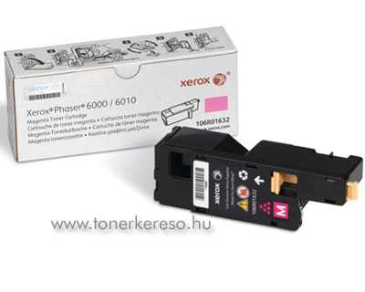 Xerox 106R01632 magenta lézertoner (Phaser 6000/6010)