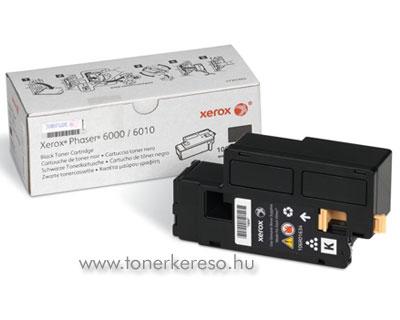Xerox 106R01634 fekete lézertoner (Phaser 6000/6010) Xerox WorkCentre 6015 lézernyomtatóhoz