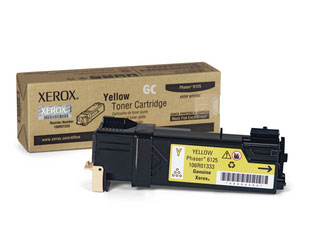 Xerox toner 106R1337-E5 yellow