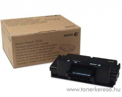 Xerox 3320 eredeti fekete black toner 106R02304
