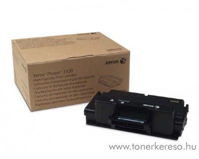Xerox 3320 eredeti fekete black toner 106R02306