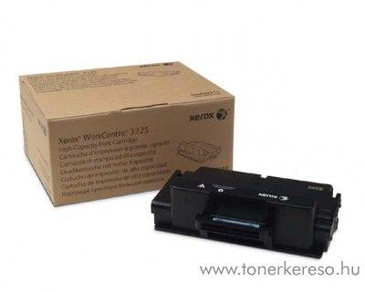 Xerox 3325 eredeti fekete black toner 106R02312