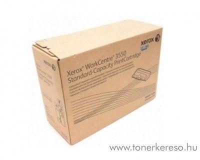 Xerox 3550 eredeti fekete black toner 106R01529