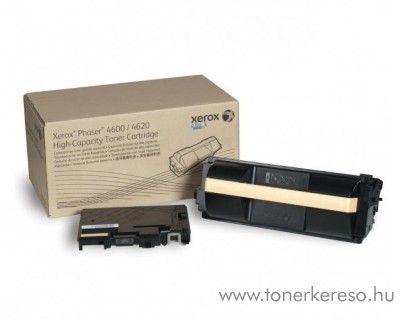 Xerox 4600 eredeti fekete black toner 106R01536