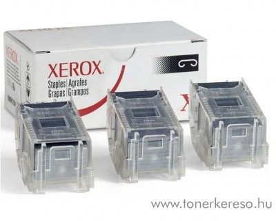 Xerox 5638 eredeti tűzőkapocs 108R00535 Xerox WorkCentre 5655 lézernyomtatóhoz