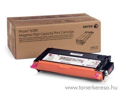 Xerox 6280 eredeti magenta toner 106R01401