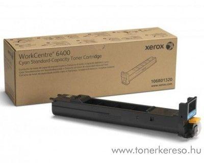 Xerox 6400 eredeti cyan toner 106R01320