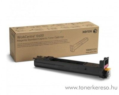 Xerox 6400 eredeti magenta toner 106R01321