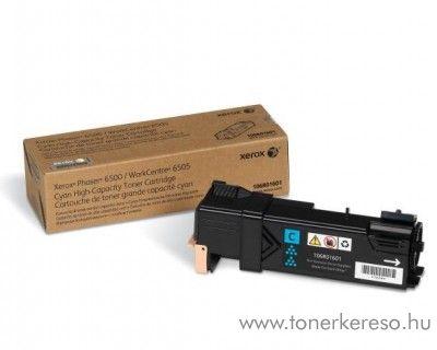Xerox 6500/6505 eredeti cyan toner 106R01601