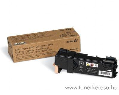 Xerox 6500/6505 eredeti fekete black toner 106R01604