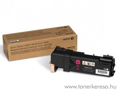 Xerox 6500/6505 eredeti magenta toner 106R01599 Xerox Phaser 6500 lézernyomtatóhoz