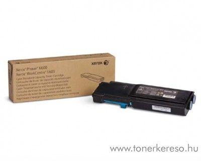 Xerox 6600/WC6605 eredeti cyan toner 106R02249