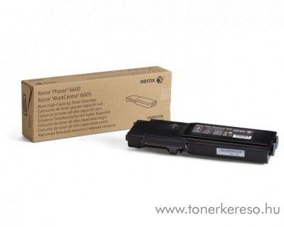Xerox 6600/WC6605 eredeti fekete black toner 106R02236