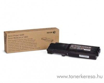 Xerox 6600/WC6605 eredeti fekete black toner 106R02252