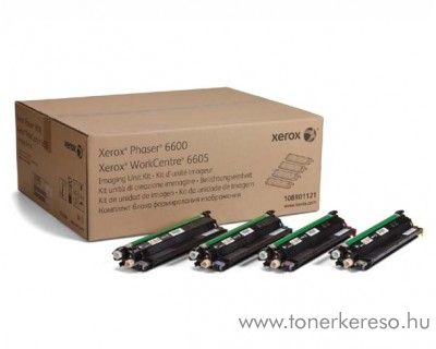 Xerox 6600/WC6605 eredeti imaging unit csomag 108R01121 Xerox WorkCentre 6655 lézernyomtatóhoz