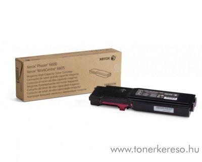 Xerox 6600/WC6605 eredeti magenta toner 106R02234 Xerox Phaser 6600 lézernyomtatóhoz