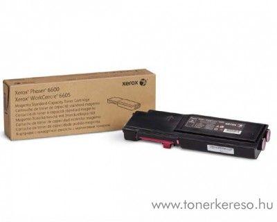 Xerox 6600/WC6605 eredeti magenta toner 106R02250 Xerox Phaser 6600 lézernyomtatóhoz