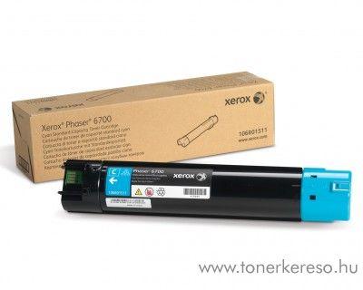 Xerox 6700 eredeti cyan toner 106R01511
