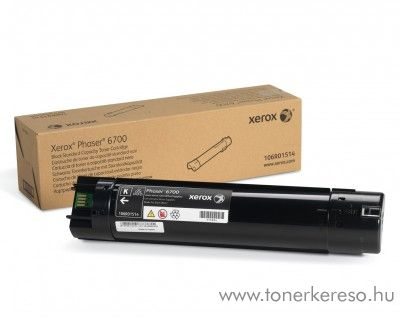 Xerox 6700 eredeti fekete black toner 106R01514 Xerox Phaser 6700 lézernyomtatóhoz
