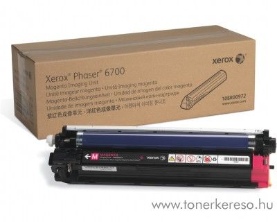Xerox 6700 eredeti magenta imaging unit 108R00972