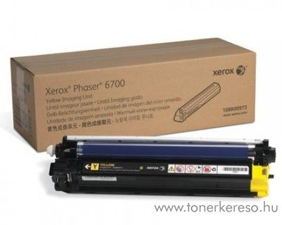 Xerox 6700 eredeti yellow imaging unit 108R00973