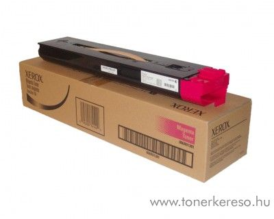 Xerox 700/700i eredeti magenta toner 006R01381