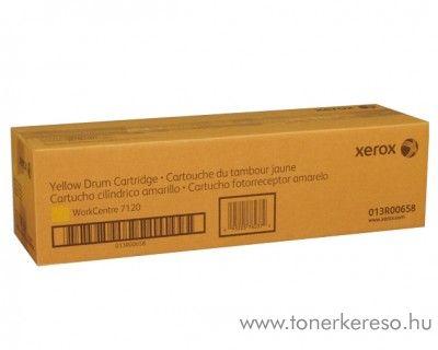 Xerox 7120 eredeti yellow drum 13R00658