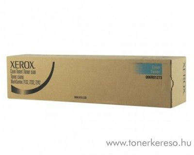 Xerox 7132/7232/7242 eredeti cyan toner 006R1273 Xerox WorkCentre 7132 lézernyomtatóhoz