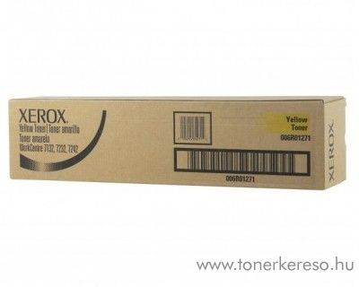 Xerox 7132/7232/7242 eredeti yellow toner 006R01271 Xerox WorkCentre 7132 lézernyomtatóhoz