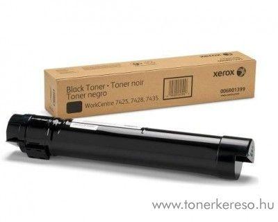 Xerox 7428 eredeti fekete black toner 006R01399