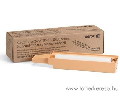 Xerox 8570/8870 eredeti maintenance kit 109R00784 Xerox ColorQube 8900 lézernyomtatóhoz